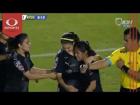 Resumen de Tigres vs Monterrey | Liga Mx Femenil J7 | Televisa Deportes