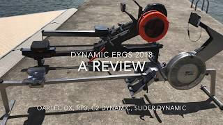 2018 Dynamic Rowing Machine Review