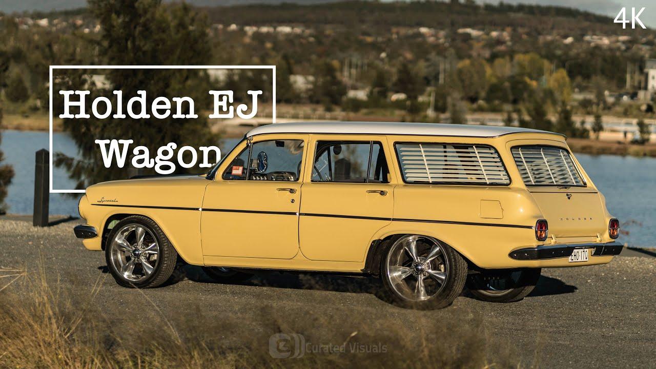 [4K] Retro 1962 Holden EJ Wagon Cinematic Film