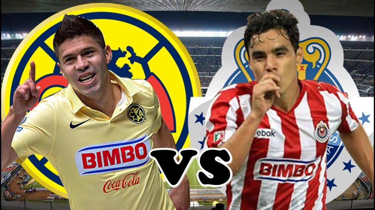 America vs Chivas Jornada 10 del Apertura 2015 Clsico de la Liga