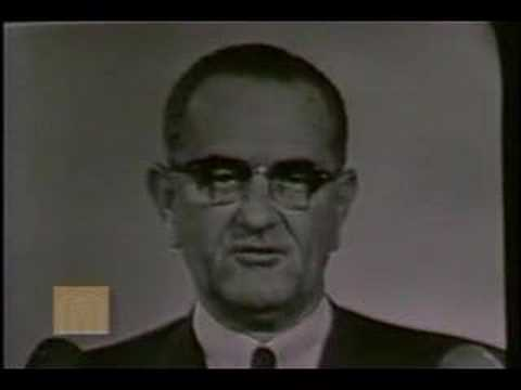 Lyndon Johnson - Report on the Gulf of Tonkin Incident