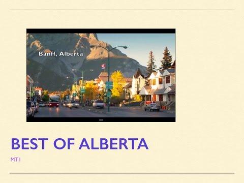 Best Of Alberta, Come Travel Alberta.