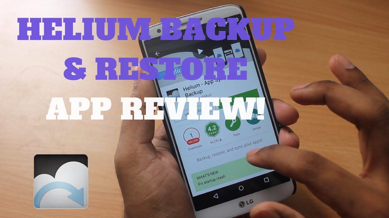 Android backup and restore app data without root