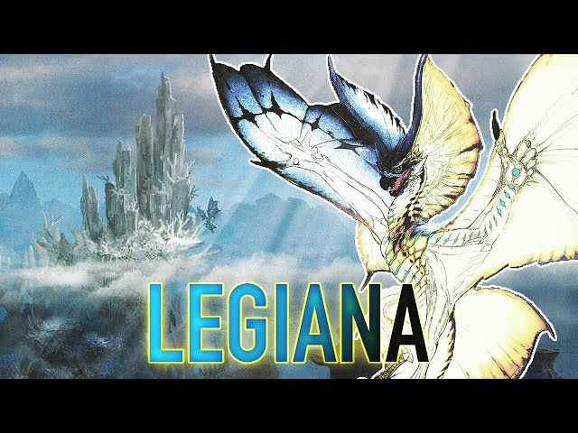 Making Of #7 : LEGIANA