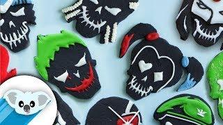 Suicide Squad Cookies | DC