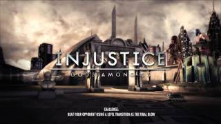 Injustice: Gods Among Us - Fast XP Farming - Doomsday - Hall of Justice Arena
