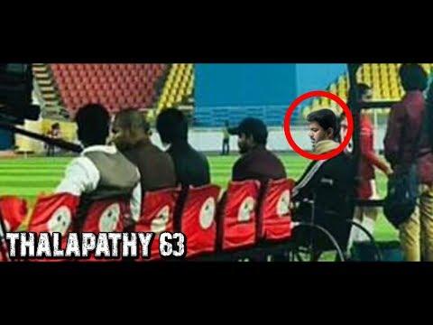 Thalapathy 63 - Leaked Video From Football Ground | Vijay | Nayanthara | #Vijay63 #Thalapathy63
