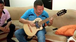 Santiago Chamba Requinto - Nada Te Reclamo - Musica Rockolera