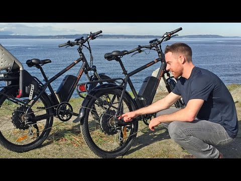 Yes, You Can Charge Some Electric Bikes by Pedaling!