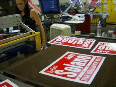Yard Sign Printing