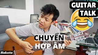 Chuyển hợp âm guitar sao cho đúng nhịp?