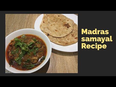 Mushroom gravy in tamil || madras samayal recipe tried by my husband || kalan kulambu
