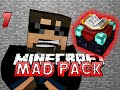 Minecraft Mad Pack 7 - SPECIAL ENCHANTMENTS