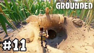 Grounded[Thai] #11 ชุดเกราะลับในรังมด
