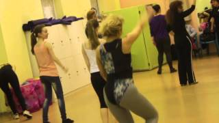 Зумба с Емо и Марина в Актив-спорт