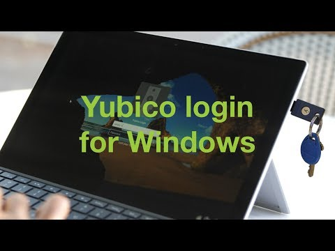 Yubico Login for Windows
