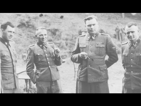 DOKU Die SS - Spezialeinheit Odessa