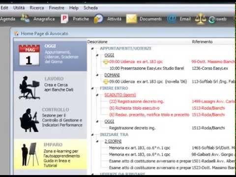 Software gestione Processo Civile Telematico Polisweb | EASYLEX