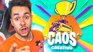 EL MUNDIAL DEL CREATIVO DE FORTNITE *CAOS CREATIVO* - TheGrefg