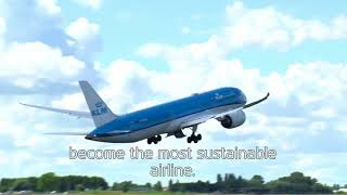 KLM: We are creating change!