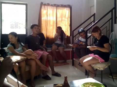 Kenneth Austria: Karaoke Bonding at Alegres Residence in Mactan