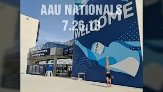 2018 AAU Nationals