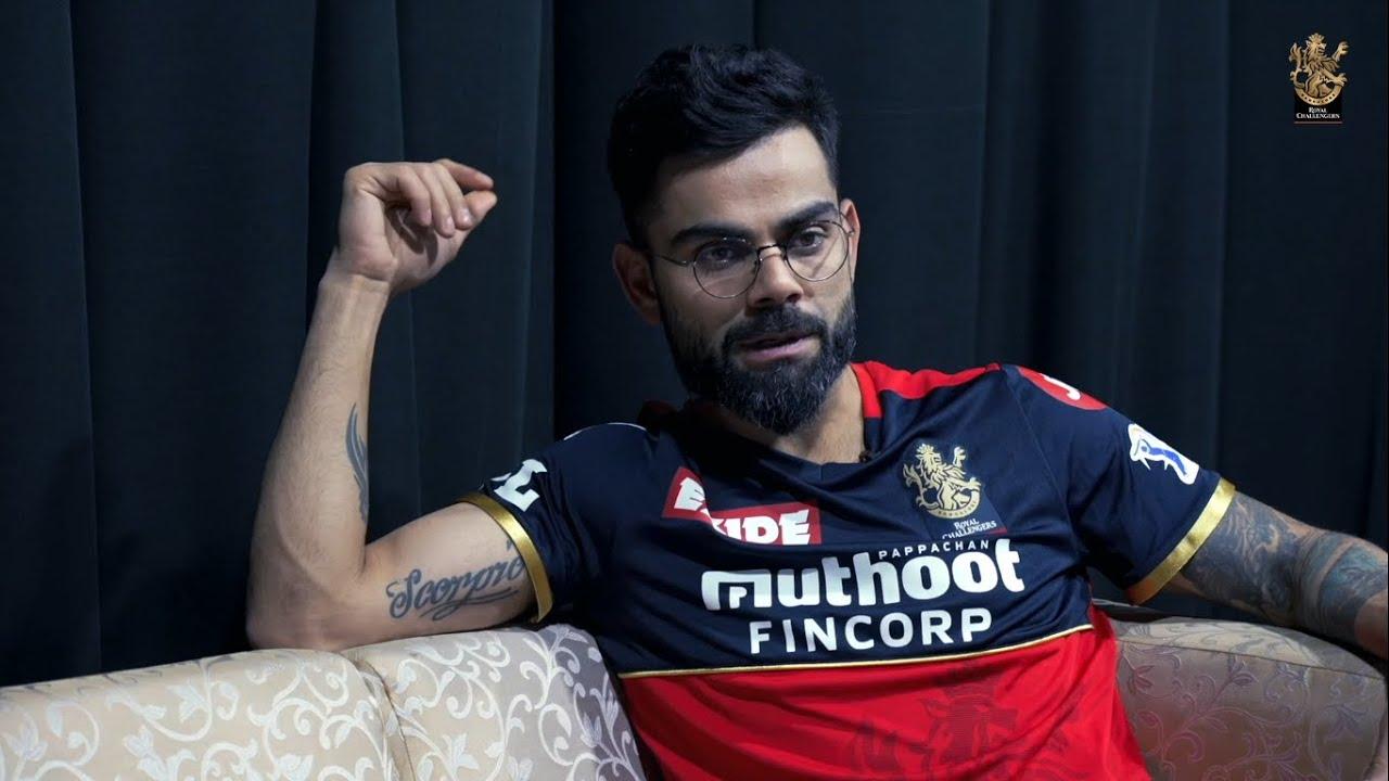 Virat Kohli IPL 2021 Pre Season Interview Part 1 - Royal Challengers Bangalore