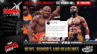 "☎️Tevin Farmer Calls Out Gary Russell Jr😱""I Would Like to Invite Gary Russell to 130""❗️"