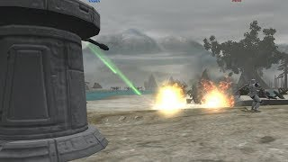Battlefront II Map Review - Epic Kashyyyk Defense