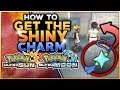 How To Get The Shiny Charm In Pokemon Ultra Sun And Ultra Moon mp3