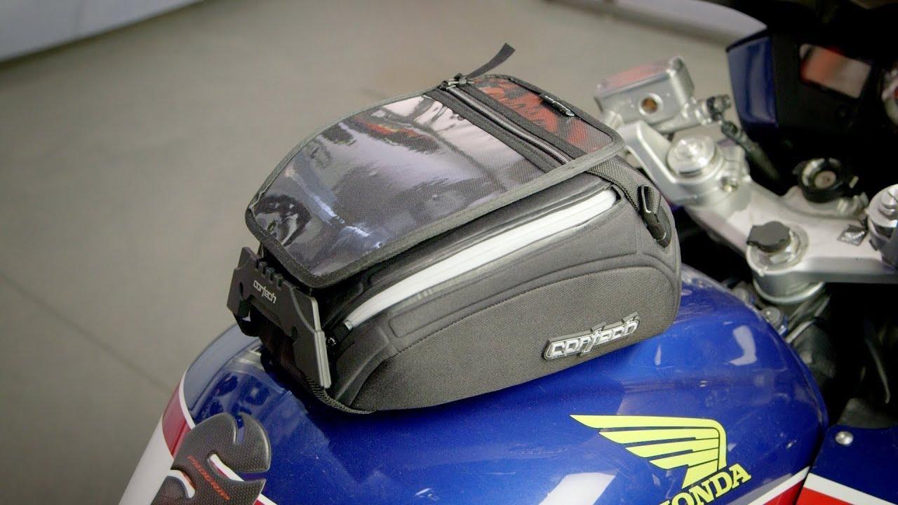 Organizer Pocket Small Cortech DRYVER Waterproof Tank Bag Accessories