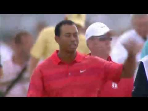 The Open returns to Hoylake and Tiger takes the title.