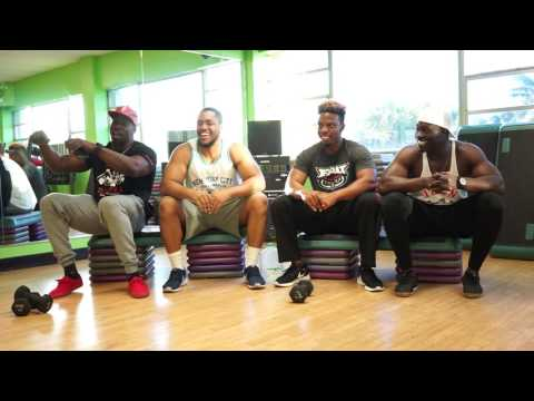 Fort lauderdale Beach The Gym- Fitness Talk With The Guys [Iron Reaper Fitness]