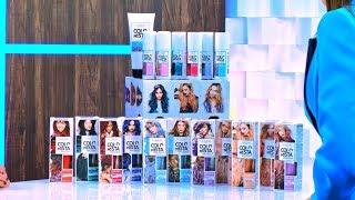 Тимчасові фарби і кольорові спреї для волосся L'oreal Paris Colorista - store.ru