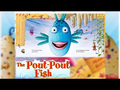 THE POUT POUT FISH | KIDS READING BOOKS WITH ENGLISH SUBTITLES