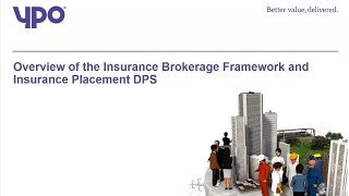 Click here to play the Overview of YPO insurance procurement solutions video
