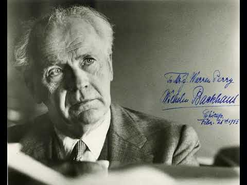 Wilhelm Backhaus - Brahms Piano Concerto No 2 (1956 Genève broadcast)