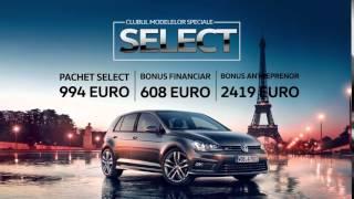 Volkswagen Golf: confortul sporit in dotarea standard