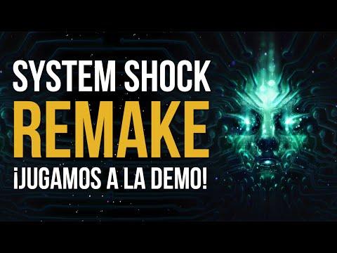 SYSTEM SHOCK REMAKE - ¡JUGAMOS A LA DEMO! - Partijuego