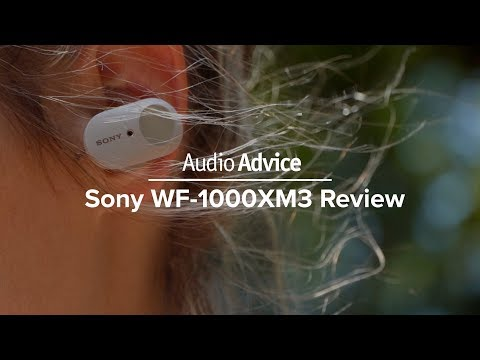 Sony WF-1000XM3 Wireless Noise-Cancelling Headphones VS. Airpods 2 & Powerbeats Pro | Review