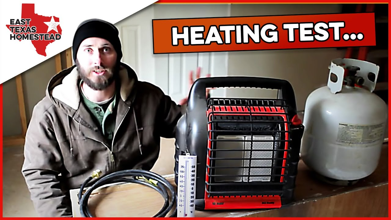 mr heater how to fix