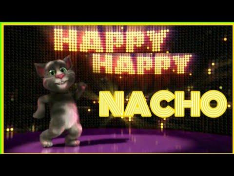 Nacho Ft Los Mendoza _ Happy Happy / Talking Tom