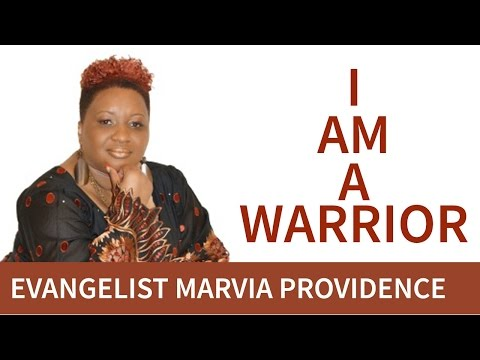 Marvia Providence   I Am A Warrior With Lyrics
