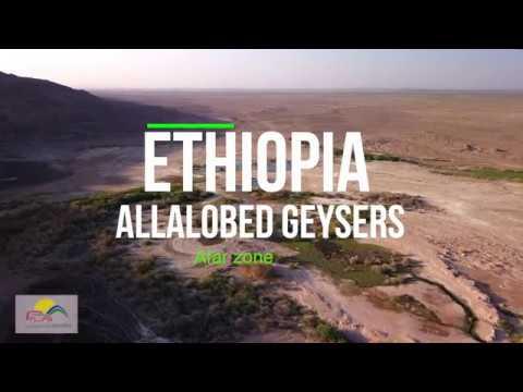 Allalobed geysers, Ethiopia, Car rental