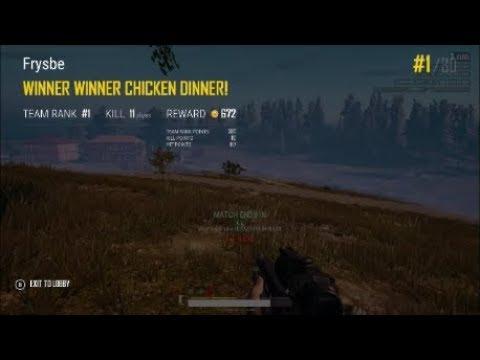 Gameplay Highlights #1 | PUBG Xbox One