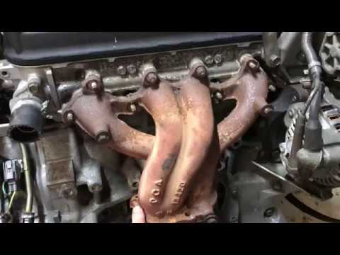 98 Accord JDM Engine and Tranny Swap part 2