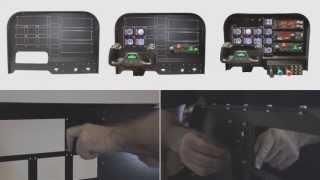 Advanced Cockpit Panel for Saitek Flight Simulators