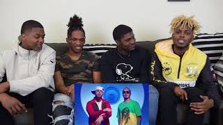 Nicky Jam X J. Balvin - X Equis     Prod. Afro Bros & Jeon  Reaction