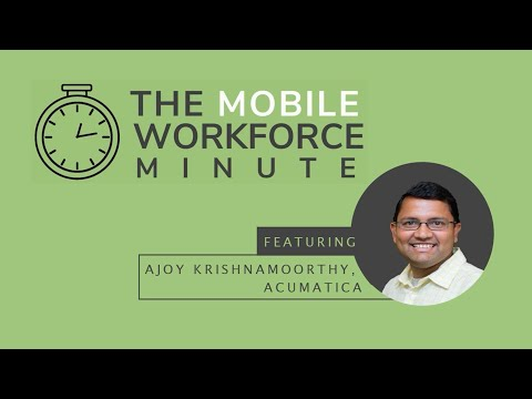 Ajoy, How is IoT adding value to the job site?