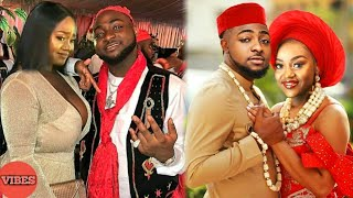 Davido And His Wife Chioma Full Wedding Reception  HD